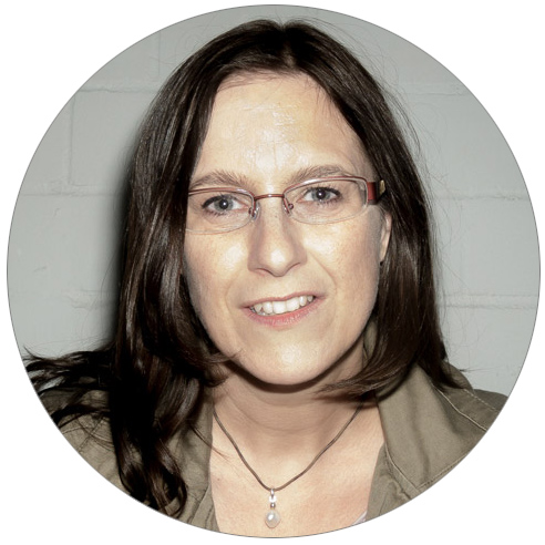 Inga Klas - User Experience Designerin mit über 20 Jahren Erfahrung in der IT-Branche