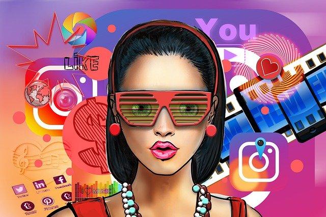 Influencer und Social Media